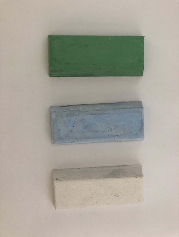 Abrasivos para polimento de metais