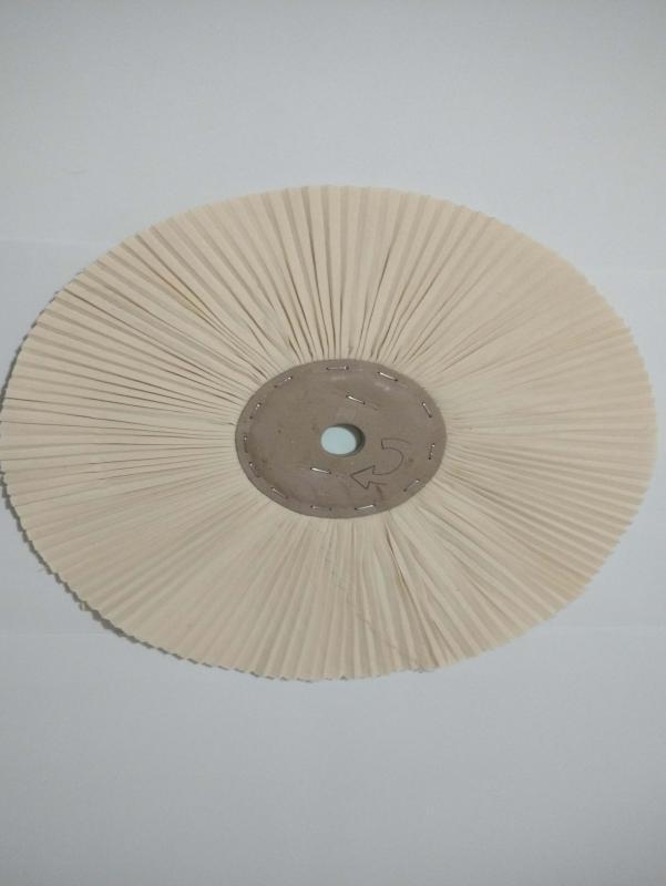 Disco para polir acrílico
