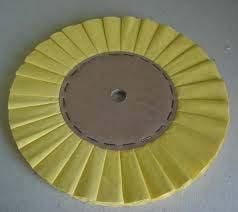Disco para polir alumínio
