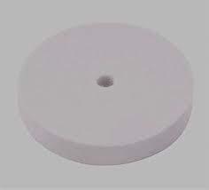 Disco para polir inox