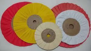 Fábrica de discos para polimento