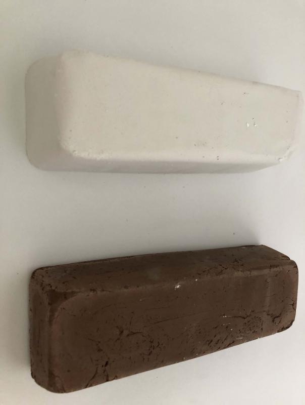 Pasta para polir alumínio
