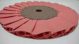 Rodas de polir inox